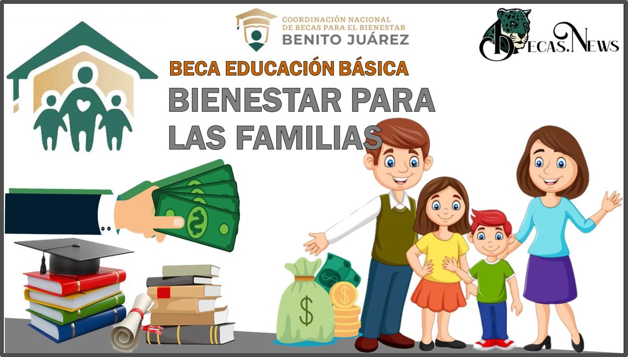 Beca Bienestar para las Familias de Educación Básica: Convocatoria, Registro y Requisitos