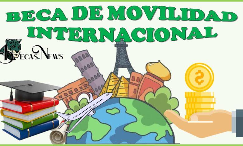 Beca de Movilidad Internacional 2021-2022
