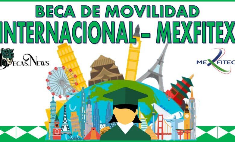 Beca de Movilidad Internacional – Mexfitex 2021: Convocatoria, Registro y Requisitos