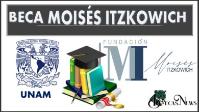 Beca Moisés Itzkowich : Convocatoria, Registro y Requisitos