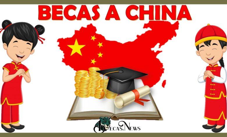 Becas a China: Convocatoria, Registro y Requisitos