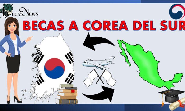 Becas a Corea del Sur: Convocatoria, Requisitos y Registro