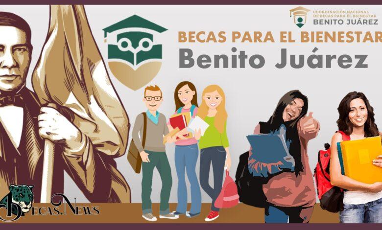 Becas para el Bienestar Benito Juárez: Convocatorias