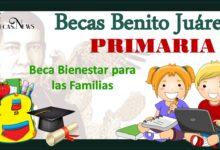Becas Benito Juárez Primaria 2021-2022: Convocatoria, Registro y Requisitos