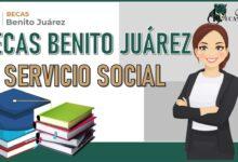 Becas Benito Juárez Servicio Social 2021-2022