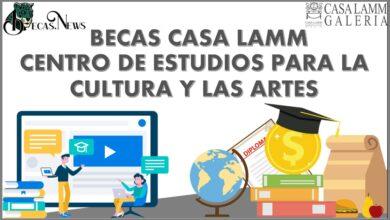 Becas Casa Lamm – Centro de Estudios para la Cultura y las Artes: Convocatoria, Registro y Requisitos