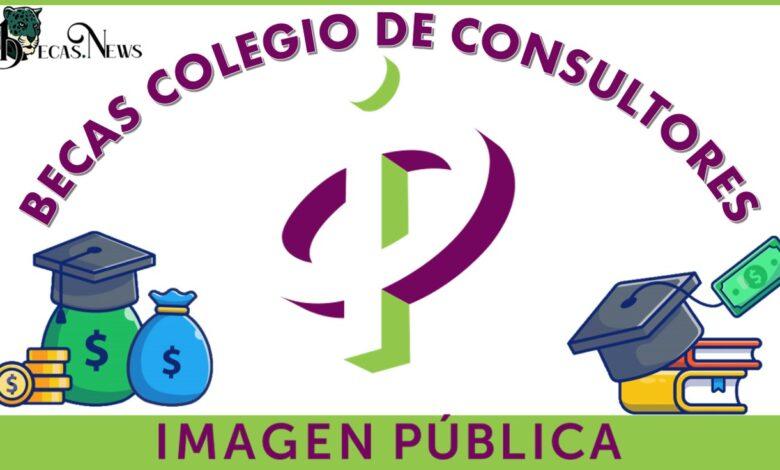 Becas Colegio de Consultores de Imagen Pública: Convocatoria, Registro y Requisitos
