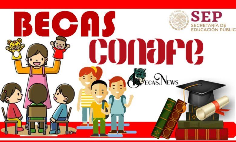 Becas Conafe: Convocatoria, Registro y Requisitos