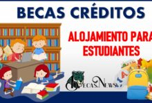 Becas Créditos de alojamiento para estudiantes 2021-2022