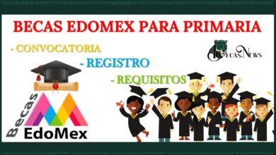 Becas Edomex para Primaria 2021-2022: Convocatoria, Registro y Requisitos