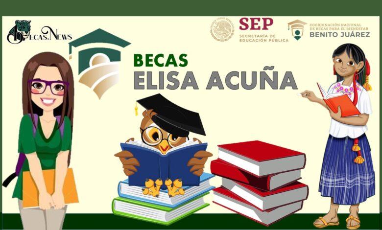 Becas Elisa Acuña: Convocatorias, Requisitos y registro