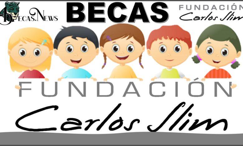 Becas Fundación Carlos Slim: Convocatoria, Registro y Requisitos