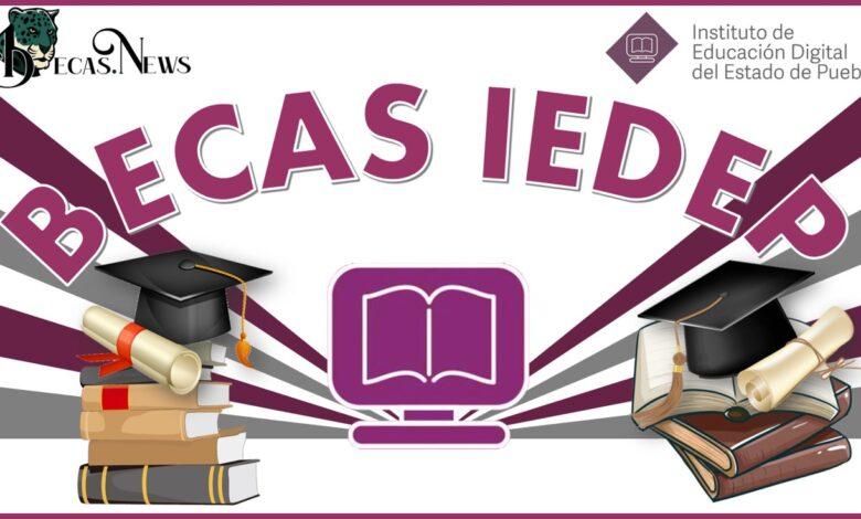 Becas Iedep: Convocatoria, Registro y Requisitos