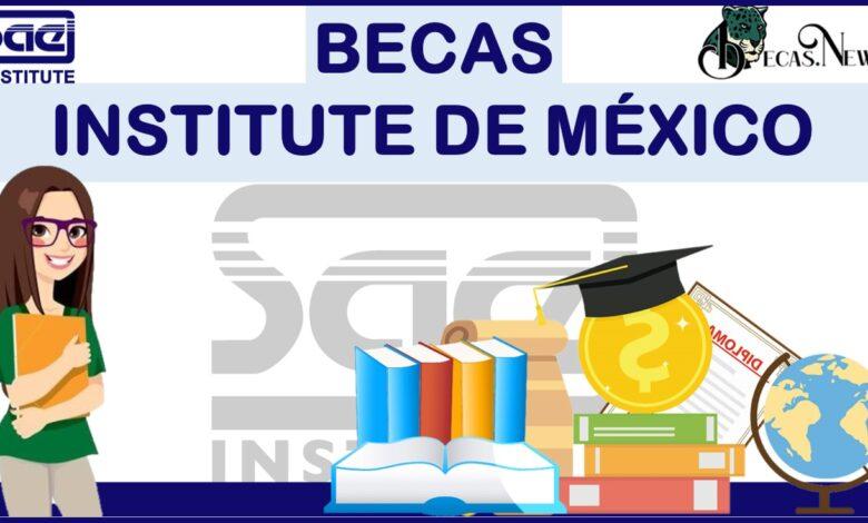 Becas Institute de México 2021-2022: Convocatoria, Registro y Requisitos
