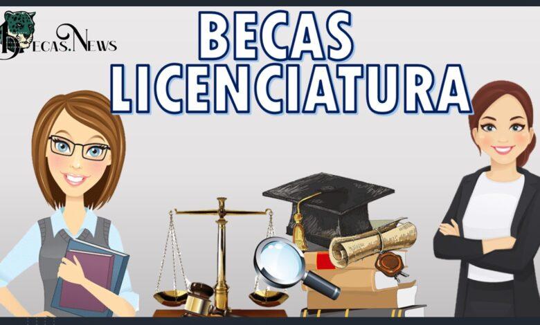 Becas Licenciatura: Convocatoria, Requisitos y Registro