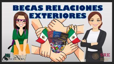Becas relaciones exteriores: Convocatoria, Registro y Requisitos