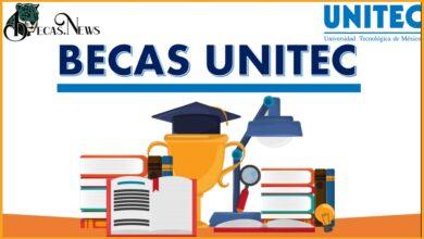 Becas UNITEC: Convocatoria, Registro y Requisitos