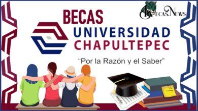 Becas Universidad Chapultepec 2021-2022: Convocatoria, Registro y Requisitos