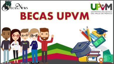 Becas UPVM 2021-2022: Convocatoria, Registro y Requisitos