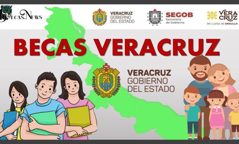 Becas Veracruz