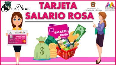 Tarjeta Salario Rosa: Convocatoria, Registro y Requisitos